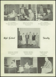 Page 6, 1957 Edition, Cresbard High School - Comet Yearbook (Cresbard, SD) online yearbook collection