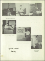 Page 7, 1957 Edition, Cresbard High School - Comet Yearbook (Cresbard, SD) online yearbook collection
