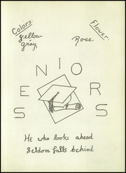 Page 9, 1957 Edition, Cresbard High School - Comet Yearbook (Cresbard, SD) online yearbook collection