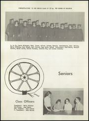 Page 10, 1958 Edition, Cresbard High School - Comet Yearbook (Cresbard, SD) online yearbook collection