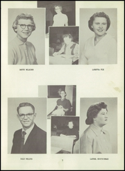 Page 11, 1958 Edition, Cresbard High School - Comet Yearbook (Cresbard, SD) online yearbook collection