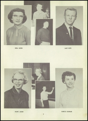 Page 13, 1958 Edition, Cresbard High School - Comet Yearbook (Cresbard, SD) online yearbook collection