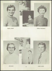Page 14, 1958 Edition, Cresbard High School - Comet Yearbook (Cresbard, SD) online yearbook collection