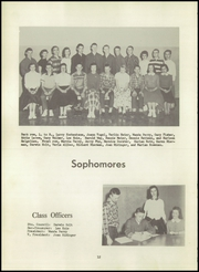 Page 16, 1958 Edition, Cresbard High School - Comet Yearbook (Cresbard, SD) online yearbook collection