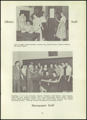 Page 33, 1958 Edition, Cresbard High School - Comet Yearbook (Cresbard, SD) online yearbook collection