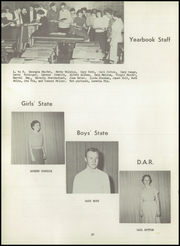 Page 34, 1958 Edition, Cresbard High School - Comet Yearbook (Cresbard, SD) online yearbook collection