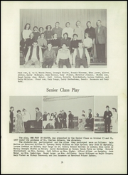 Page 35, 1958 Edition, Cresbard High School - Comet Yearbook (Cresbard, SD) online yearbook collection