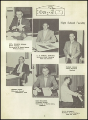 Page 8, 1958 Edition, Cresbard High School - Comet Yearbook (Cresbard, SD) online yearbook collection