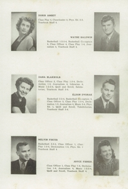 Page 15, 1949 Edition, Bonesteel High School - Tiger Yearbook (Bonesteel, SD) online yearbook collection