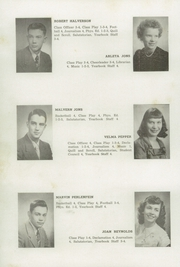 Page 16, 1949 Edition, Bonesteel High School - Tiger Yearbook (Bonesteel, SD) online yearbook collection