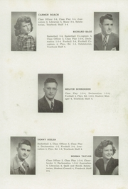Page 17, 1949 Edition, Bonesteel High School - Tiger Yearbook (Bonesteel, SD) online yearbook collection