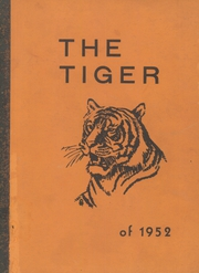 1952 Edition, Bonesteel High School - Tiger Yearbook (Bonesteel, SD)