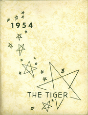 1954 Edition, Bonesteel High School - Tiger Yearbook (Bonesteel, SD)
