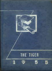 1955 Edition, Bonesteel High School - Tiger Yearbook (Bonesteel, SD)