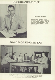 Page 11, 1955 Edition, Bonesteel High School - Tiger Yearbook (Bonesteel, SD) online yearbook collection