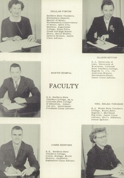 Page 13, 1955 Edition, Bonesteel High School - Tiger Yearbook (Bonesteel, SD) online yearbook collection