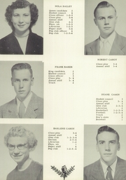 Page 17, 1955 Edition, Bonesteel High School - Tiger Yearbook (Bonesteel, SD) online yearbook collection