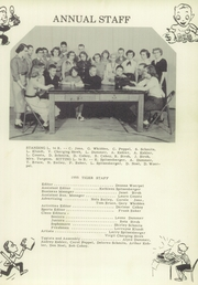 Page 5, 1955 Edition, Bonesteel High School - Tiger Yearbook (Bonesteel, SD) online yearbook collection