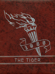 1956 Edition, Bonesteel High School - Tiger Yearbook (Bonesteel, SD)