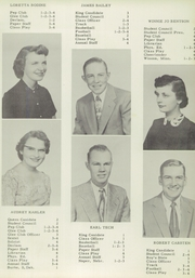Page 17, 1956 Edition, Bonesteel High School - Tiger Yearbook (Bonesteel, SD) online yearbook collection