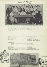 Page 7, 1956 Edition, Bonesteel High School - Tiger Yearbook (Bonesteel, SD) online yearbook collection