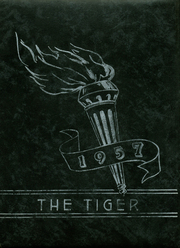 1957 Edition, Bonesteel High School - Tiger Yearbook (Bonesteel, SD)