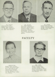 Page 12, 1957 Edition, Bonesteel High School - Tiger Yearbook (Bonesteel, SD) online yearbook collection