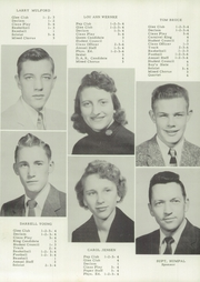 Page 17, 1957 Edition, Bonesteel High School - Tiger Yearbook (Bonesteel, SD) online yearbook collection
