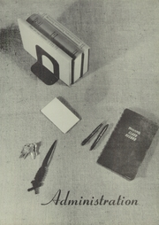 Page 9, 1957 Edition, Bonesteel High School - Tiger Yearbook (Bonesteel, SD) online yearbook collection