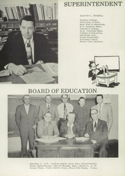 Page 11, 1958 Edition, Bonesteel High School - Tiger Yearbook (Bonesteel, SD) online yearbook collection