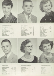 Page 17, 1958 Edition, Bonesteel High School - Tiger Yearbook (Bonesteel, SD) online yearbook collection
