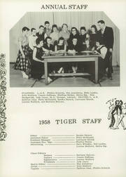 Page 8, 1958 Edition, Bonesteel High School - Tiger Yearbook (Bonesteel, SD) online yearbook collection