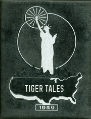 1959 Edition, Bonesteel High School - Tiger Yearbook (Bonesteel, SD)