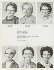 Page 10, 1968 Edition, Bonesteel High School - Tiger Yearbook (Bonesteel, SD) online yearbook collection