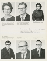 Page 11, 1968 Edition, Bonesteel High School - Tiger Yearbook (Bonesteel, SD) online yearbook collection