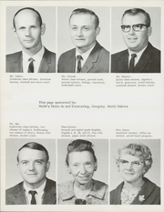 Page 12, 1968 Edition, Bonesteel High School - Tiger Yearbook (Bonesteel, SD) online yearbook collection