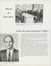 Page 8, 1968 Edition, Bonesteel High School - Tiger Yearbook (Bonesteel, SD) online yearbook collection