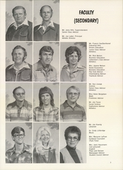 Page 5, 1977 Edition, Bonesteel High School - Tiger Yearbook (Bonesteel, SD) online yearbook collection
