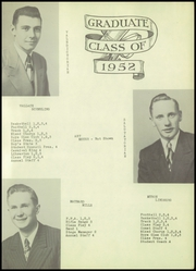 Page 5, 1952 Edition, South Shore High School - Comet Yearbook (South Shore, SD) online yearbook collection