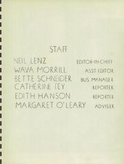 Page 11, 1942 Edition, Conde High School - Spartan Yearbook (Conde, SD) online yearbook collection