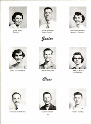 Page 24, 1956 Edition, Tulare High School - Chieftain Yearbook (Tulare, SD) online yearbook collection