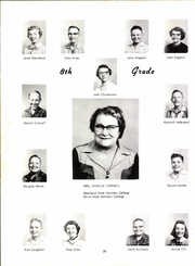 Page 28, 1956 Edition, Tulare High School - Chieftain Yearbook (Tulare, SD) online yearbook collection