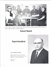 Page 10, 1962 Edition, Tulare High School - Chieftain Yearbook (Tulare, SD) online yearbook collection