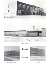 Page 11, 1962 Edition, Tulare High School - Chieftain Yearbook (Tulare, SD) online yearbook collection