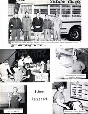 Page 12, 1962 Edition, Tulare High School - Chieftain Yearbook (Tulare, SD) online yearbook collection