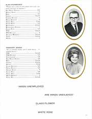 Page 17, 1962 Edition, Tulare High School - Chieftain Yearbook (Tulare, SD) online yearbook collection