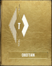 1965 Edition, Tulare High School - Chieftain Yearbook (Tulare, SD)