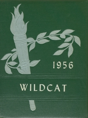 1956 Edition, Isabel High School - Wildcat Yearbook (Isabel, SD)