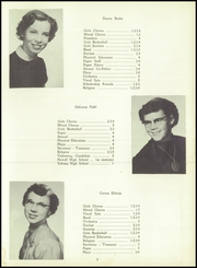 Page 17, 1956 Edition, Isabel High School - Wildcat Yearbook (Isabel, SD) online yearbook collection