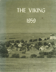 1959 Edition, Midland High School - Viking Yearbook (Midland, SD)